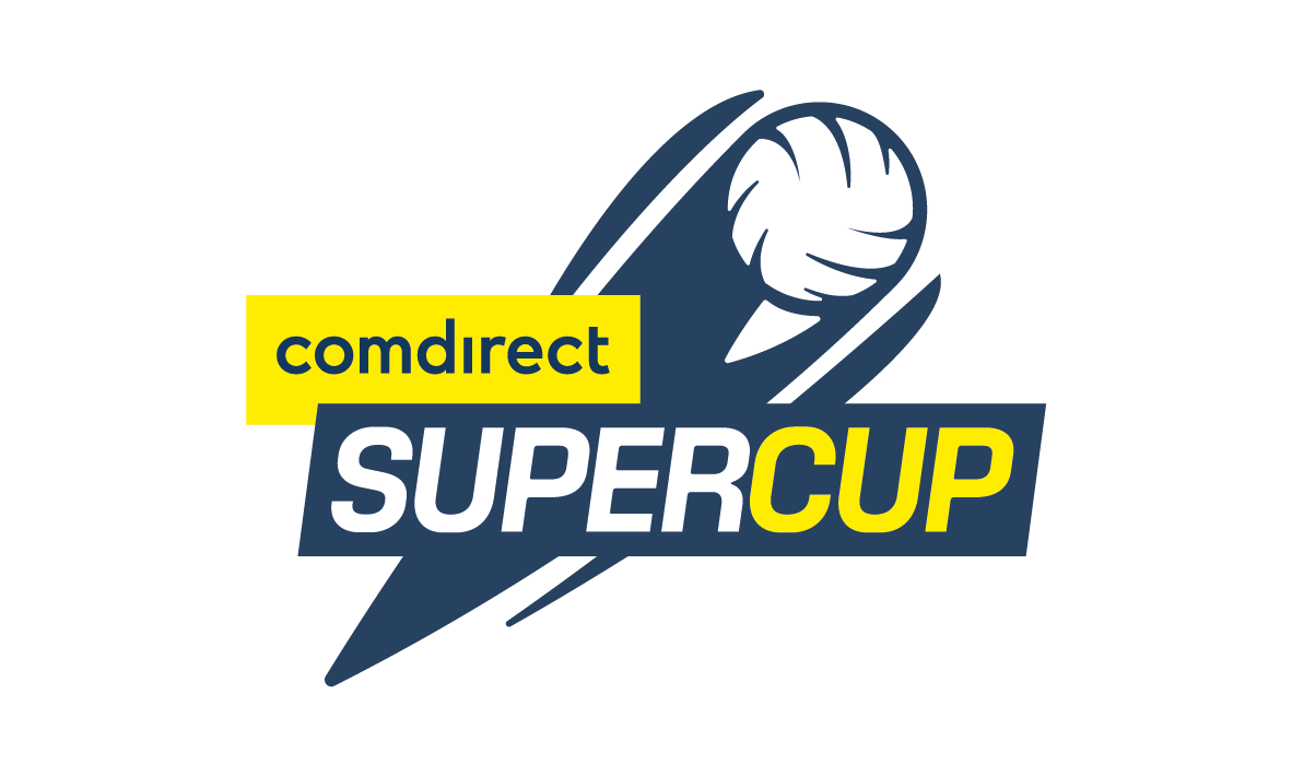 Logo Volleyball Supercup